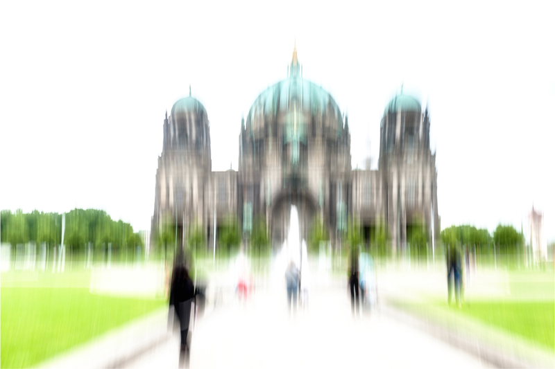 """""""Berliner Dom"""" von Thomas Sebald"""