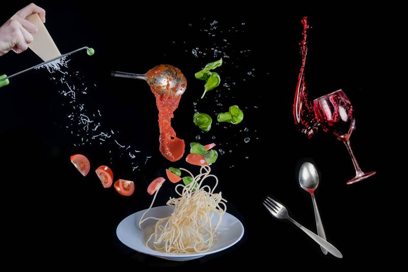 Roland Seichter Spaghetti